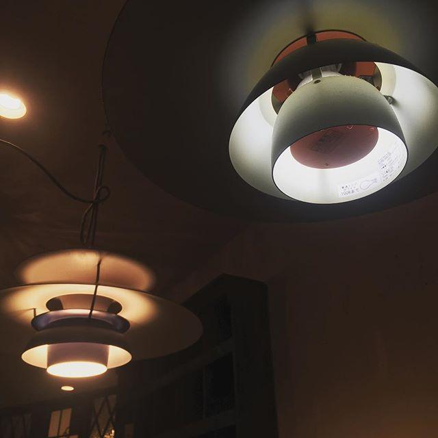 ビンテージ・ルイスポールセンを買取しました。唯一無二のデザイン。部屋の空気感かなり変わりますね。
